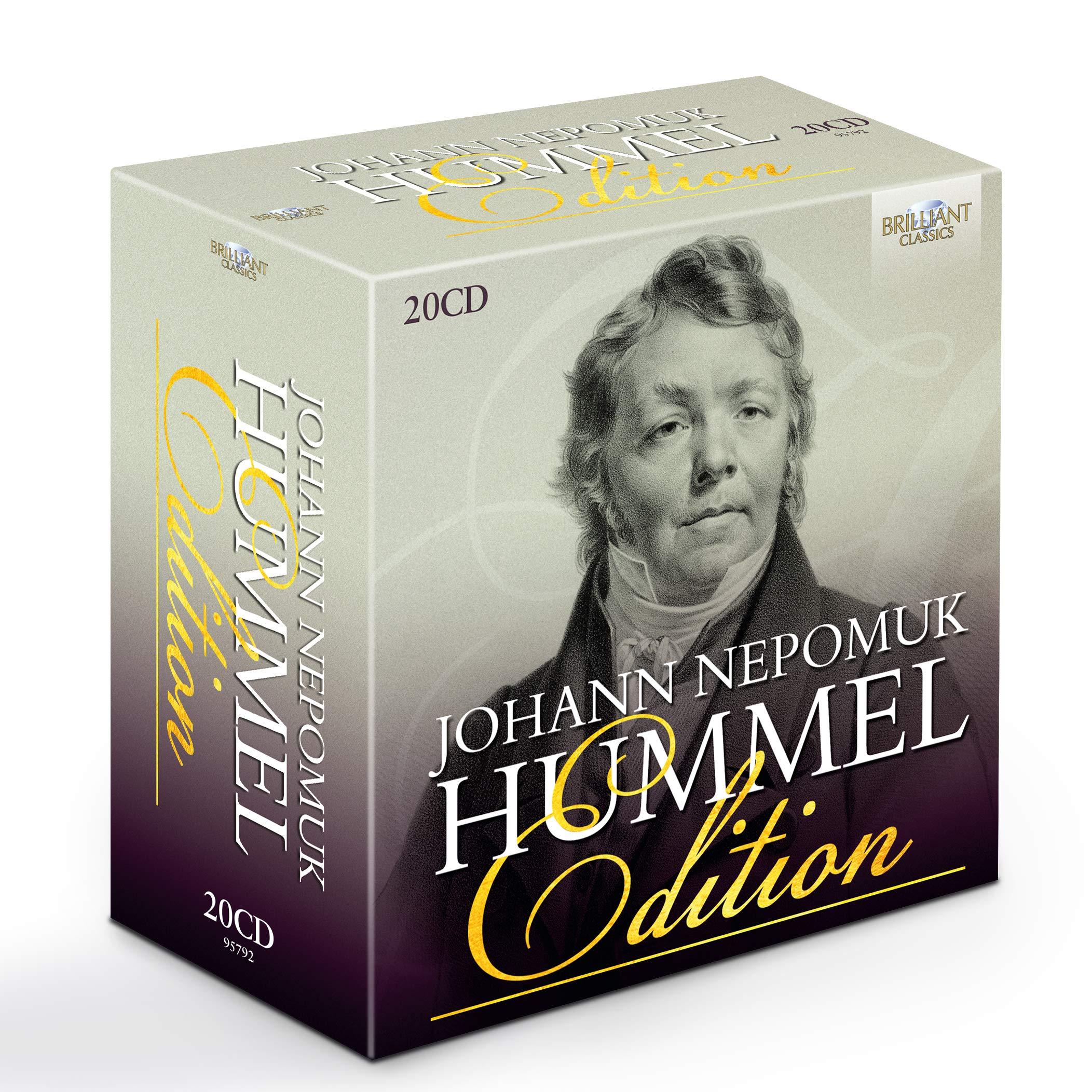Hummel Edition by Brilliant Classics