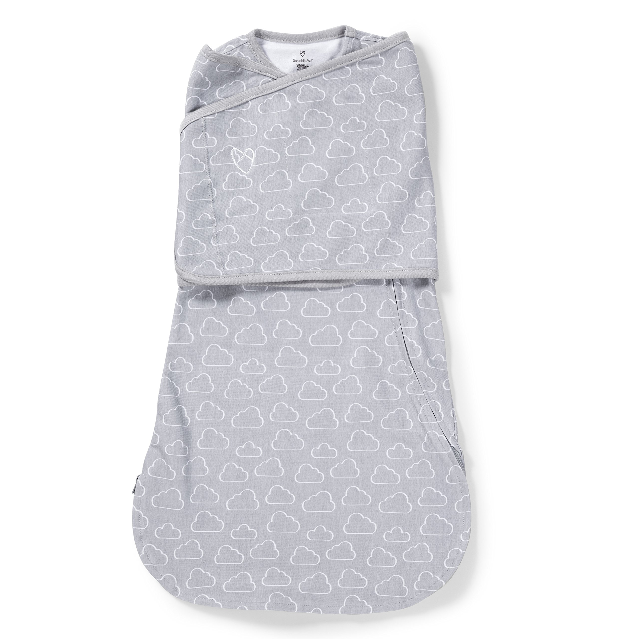 SwaddleMe Love Sack, Cute Clouds (SM)