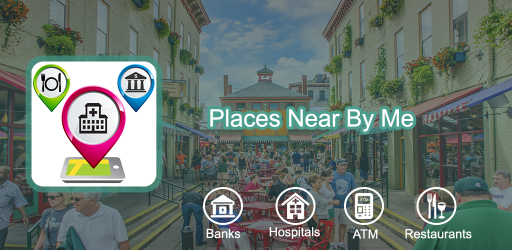 Restaurant Finder :Find Places Near Me