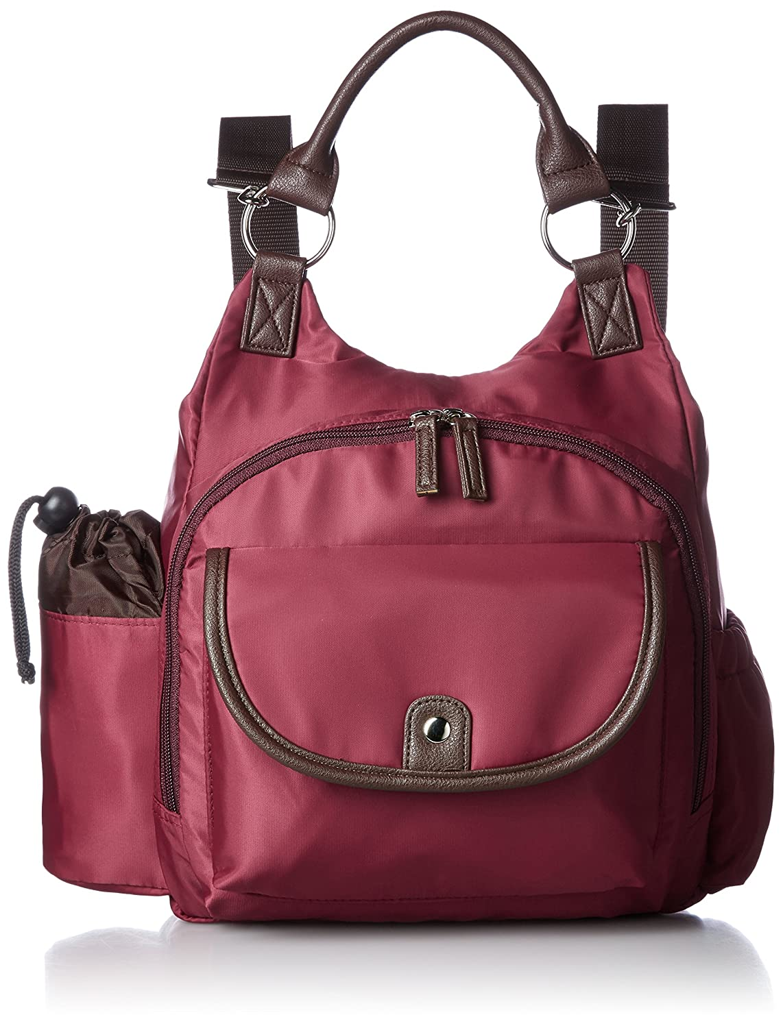 [Twilight Abenyu] 2Way 17054G37 Red Red with A Backpack Handle Japan F S