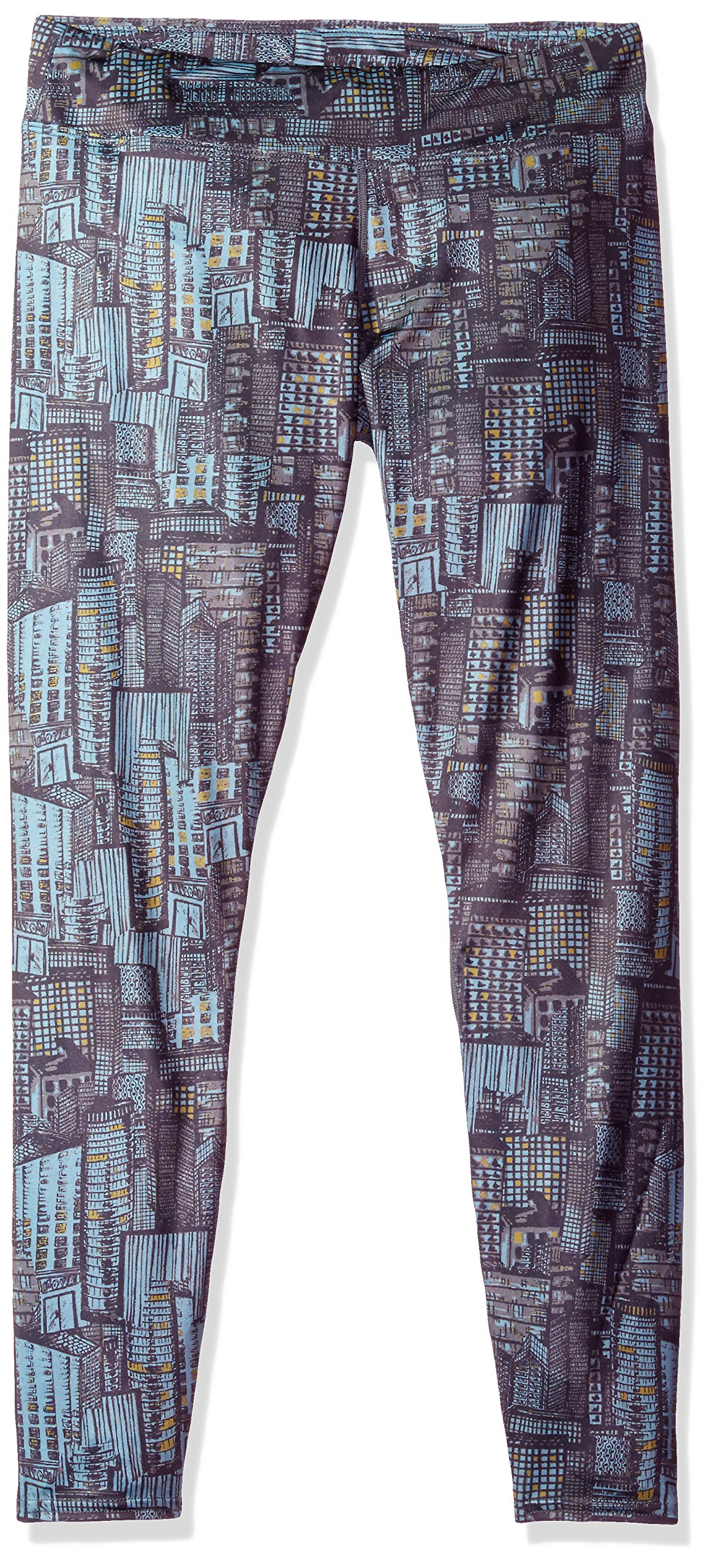 Hot Chillys Women's MTF4000 Fiesta Print Tights, Large, Structure