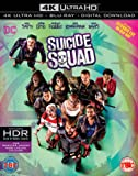 Suicide Squad [4K Ultra HD Blu-ray]