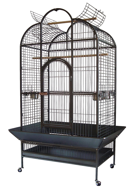 Käfig Classic 111x81x177cm für Papageien