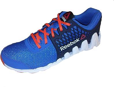 Reebok Zigtech - Zapatillas para correr grandes y rápidas (niños pequeños/niños grandes): Amazon.es: Zapatos y complementos