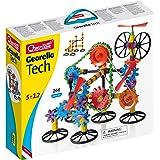 Quercetti 2389 - Georello Tech - Konstruktionsspielzeug, 266-teilig