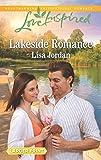 Lakeside Romance (Love Inspired Large Print)