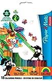 Papermate Glob'Color Crayons de Couleur HB Assortiment, Lot de 18
