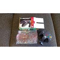 Official Nintendo 64 Black Controller (N64)