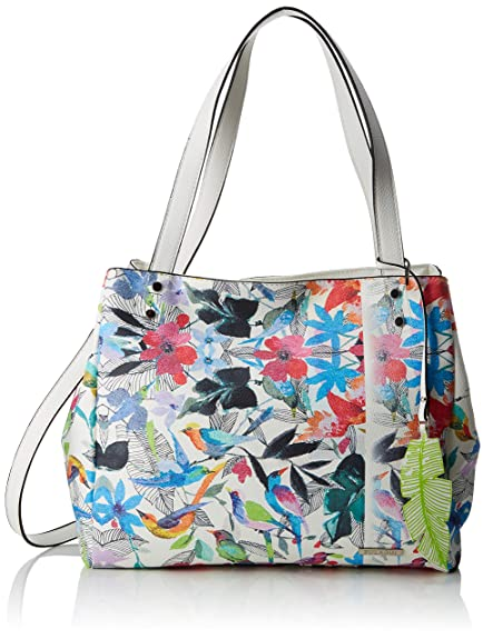 9782e3bcda8 Bulaggi Birdy Shopper Women's Shoulder Bag, Multicolour (Multi), 11x31x36  Centimeters (B