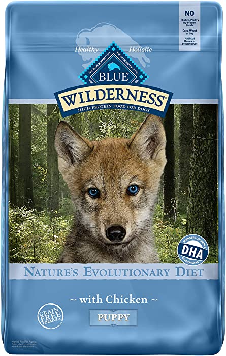 Top 9 Blue Buffalo Wilderness Chicken Dry Puppy Food