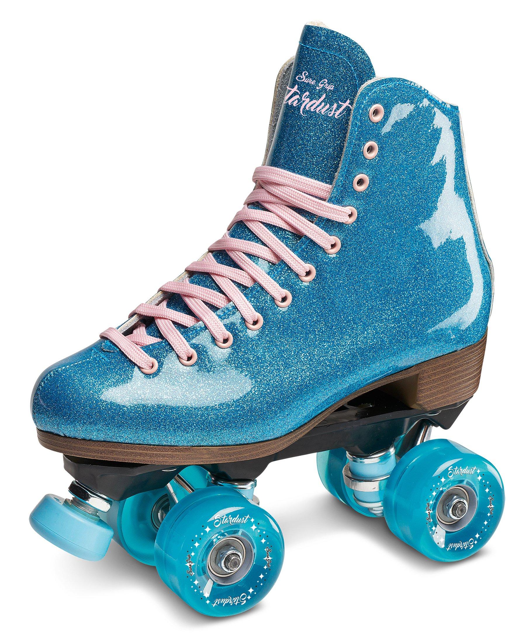 Sure-Grip Stardust Glitter Roller Skate by Sure-Grip