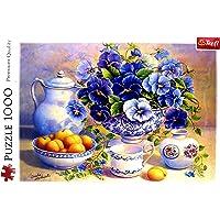 Trefl Puzzle Blue Bouquet. DDFA 1000 Parça