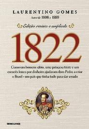1822 – Como um homem sábio, uma princesa triste e um escocês louco por dinheiro ajudaram dom Pedro a criar o Brasil - um país