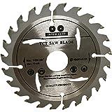 Legno Lama per smerigliatrice angolare, 115mm, per dischi da taglio circolare 115x 22x 24