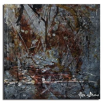 Ordinaire Ready2HangArt Alexis Bueno U0026quot;Abstractu0026quot; Oversized Canvas Wall Art