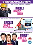 Bridget Jones 3-Film Collection (Bridget Jones's Diary/Bridget Jones: The Edge Of Reason/Bridget Jones's Baby) [DVD + Digital Download] [2016]