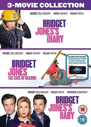 Bridget Jones 3 Film Collection Bridget Joness Diarybridget Jones
