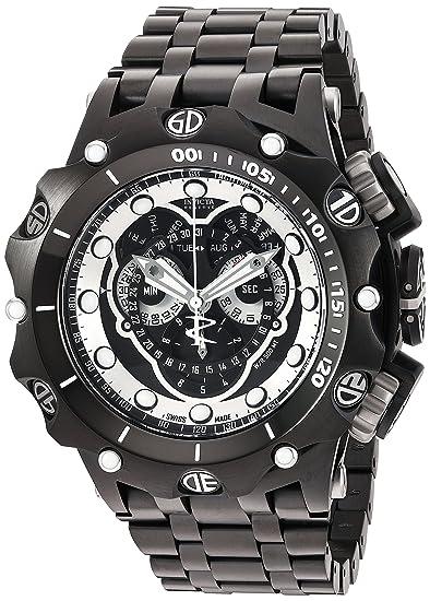 INVICTA Venom Reloj DE Hombre Cuarzo Suizo Correa Y Caja DE Acero 20421: Amazon.es: Relojes