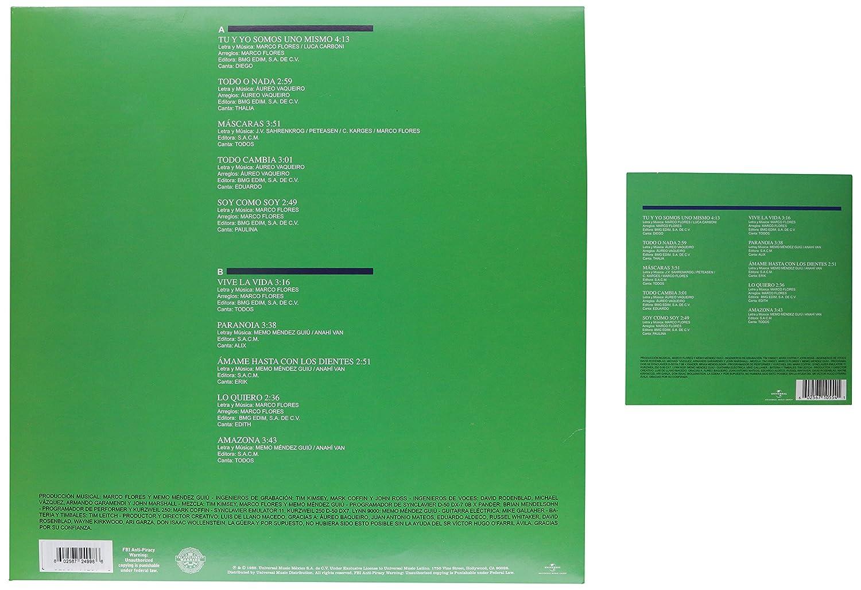Timbiriche - VIII (Reissue) Bonus CD - Amazon.com Music
