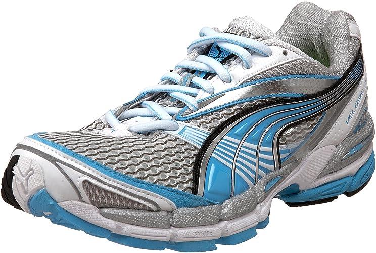 Lingüística Sentirse mal admiración  Amazon.com | PUMA Women's Complete Velosis 2 Running Shoe | Running