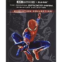 Spiderman Evolution Collection (Edizione Esclusiva Digibook)(4 Blu-Ray 4K Ultra HD + Blu-Ray)