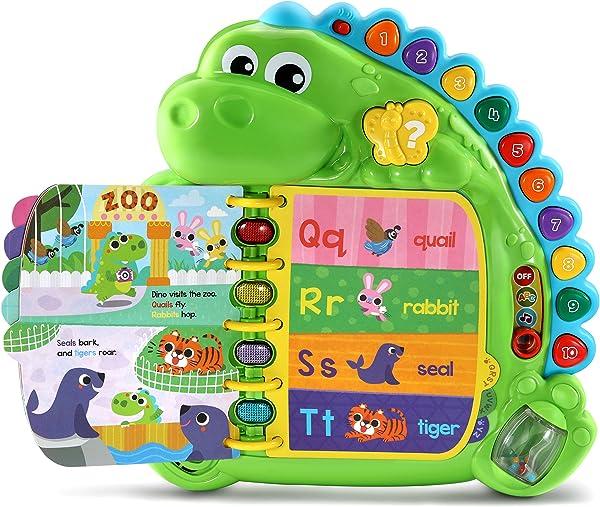 LeapFrog Dino Friends Delightful Day Book