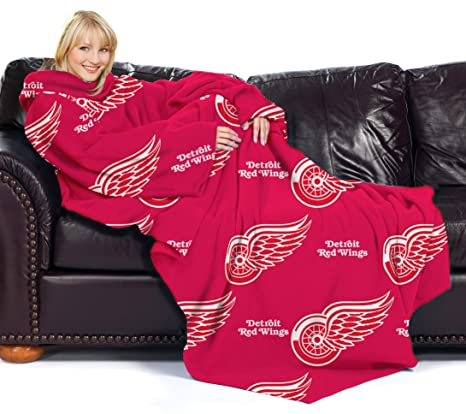 Amazon The Northwest Company NHL Detroit Red Wings Comfy Throw Beauteous Red Wings Throw Blanket