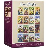Secret Seven: The Secret Seven Complete Collection (1-16)