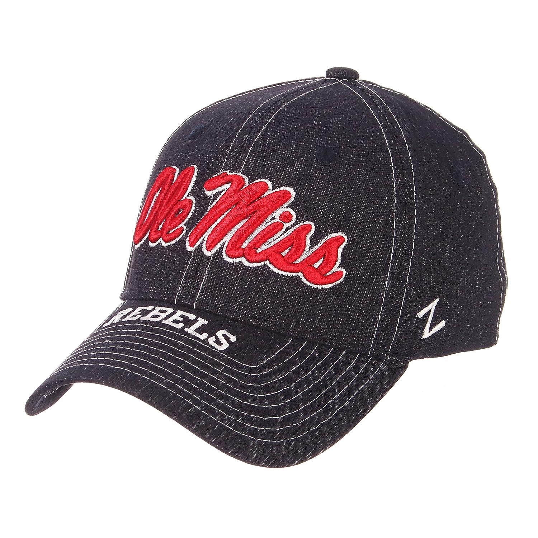 3e281d14c1a07a Amazon.com : NCAA Mens Center Court Z-Fit Cap : Sports & Outdoors