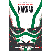 Karnak: The Flaw In All Things (Karnak (2015-2017)) (English Edition)