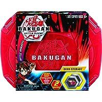 BAKUGAN 6054796-Storage Case-Rot, Aufbewahrungskoffer mit einem Extra Spin