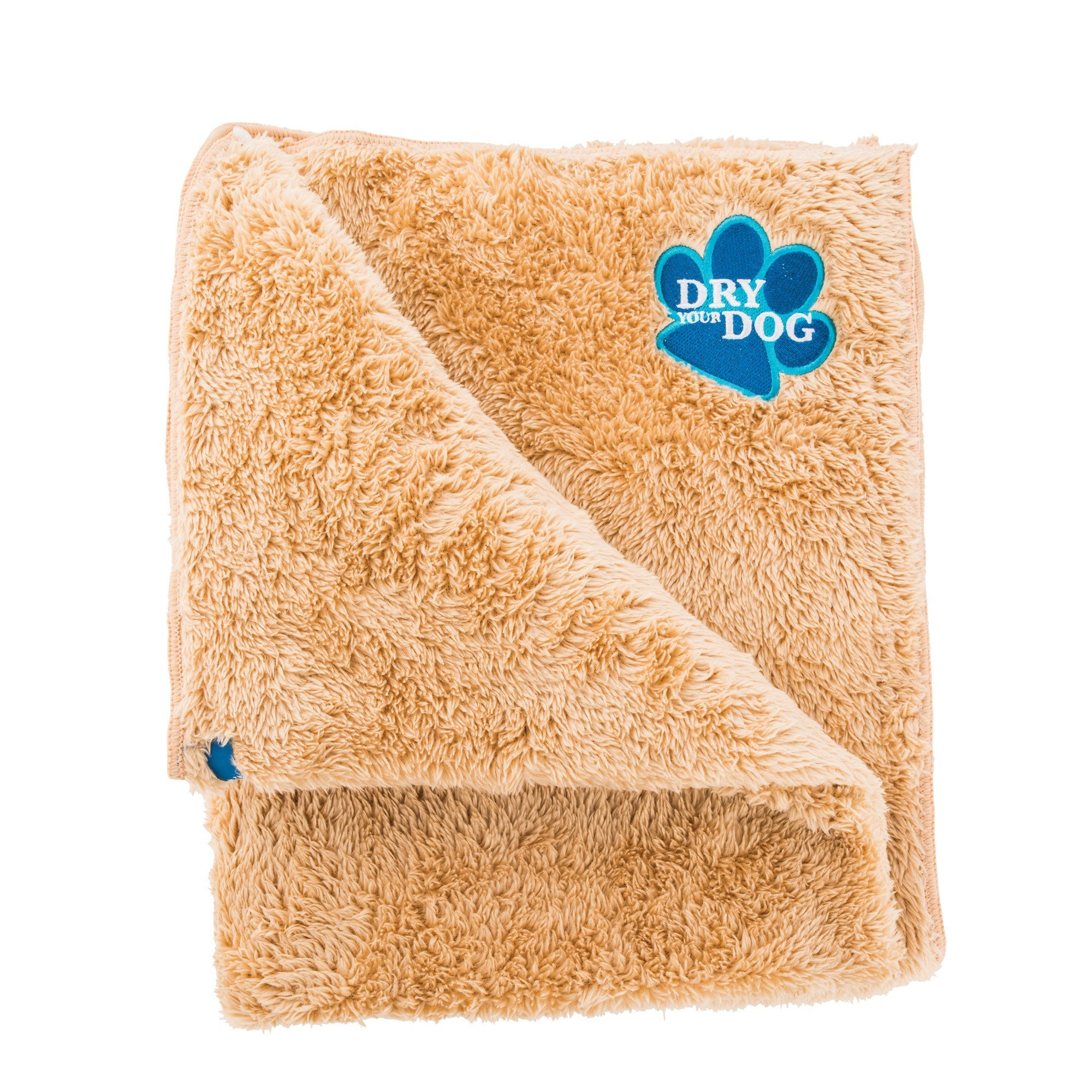 Upper Canada Soap Dry Your Dog Microfiber Pet Quick Drying Towel, One Size