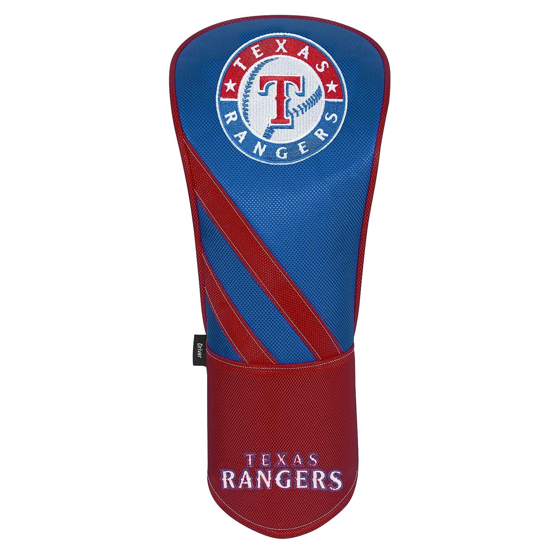 【有名人芸能人】 MLB個々ドライバーヘッドカバー Rangers B07CVN6FXX B07CVN6FXX Texas Texas Rangers, プレブのネット通販:5a9ebd8a --- arianechie.dominiotemporario.com