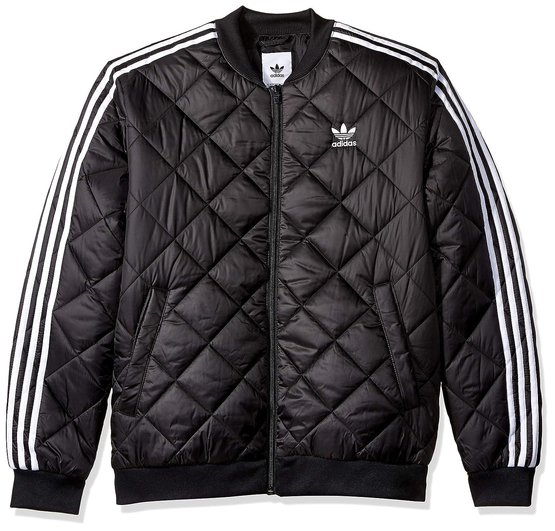 a few days away low price more photos adidas Originals Men's Superstar Quilted Jacket