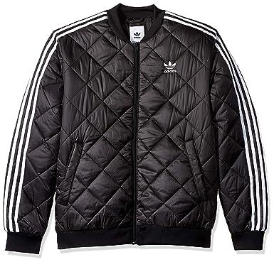 076f467944ff adidas Originals Men s Superstar Quilted Jacket at Amazon Men s ...