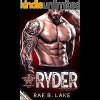 Ryder: A Wings of Diablo MC Novel