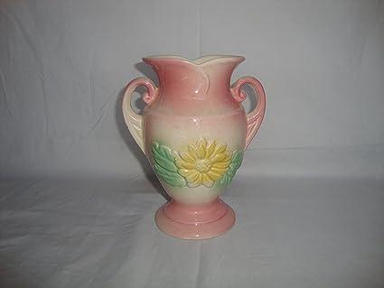 Amazon Vintage 1946 1947 Hull Art Pottery Magnolia Yellow Dusty