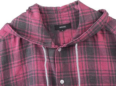 NUTEXROL Camisas de Hombre Camisa a Cuadros Franela Camisas de Vestir Sin Manga, Casual, Cómodo y Moderno para Verano, Camisa de Leñador, Diversas Tallas por Cada Estilo: Amazon.es: Ropa y accesorios
