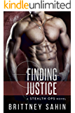 Finding Justice (Stealth Ops Book 2)