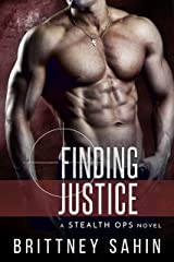 Finding Justice (Stealth Ops Book 2) Kindle Edition