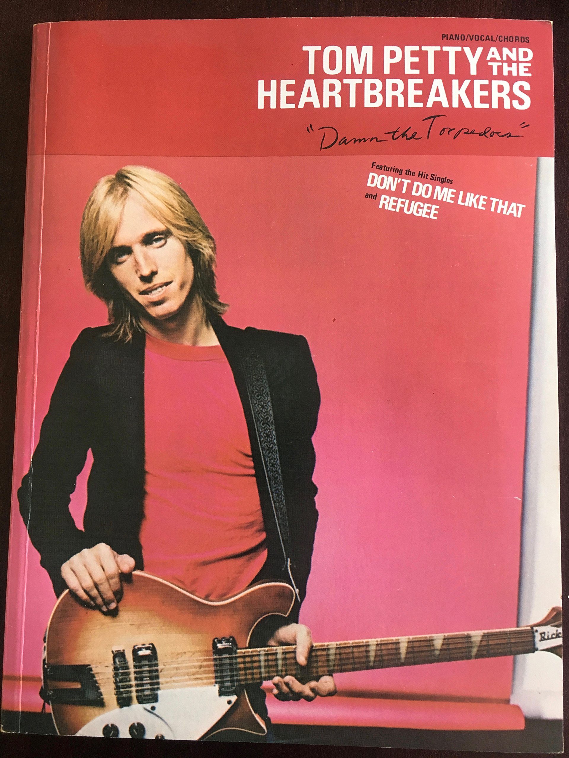 Tom Petty Sheet Music Anthology Piano Vocal Guitar Book SAME DAY DISPATCH