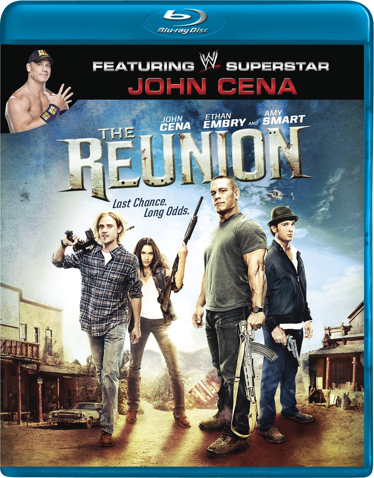 Blu-ray : The Reunion (Blu-ray)