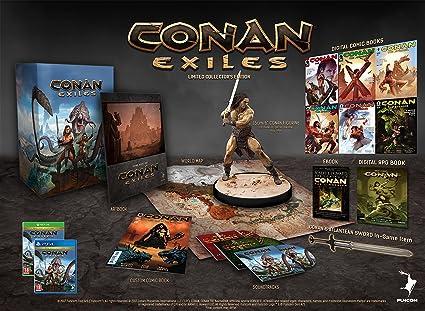 Conan Exiles: Collector's Edition (PS4): Amazon co uk: PC & Video Games