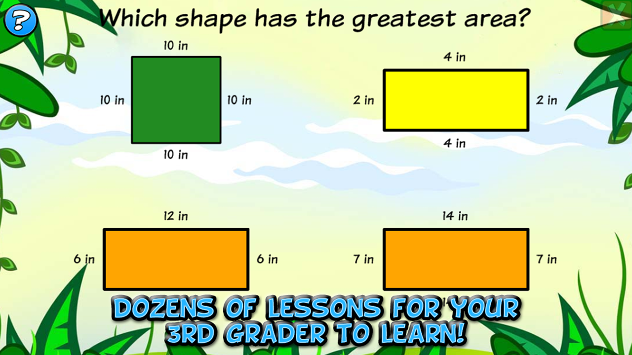 Amazoncom Third Grade Learning Games Appstore For Android 2850356