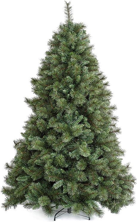 Alberi Di Natale Xone.Xone Albero Di Natale Milton 210 Cm Amazon It Casa E Cucina