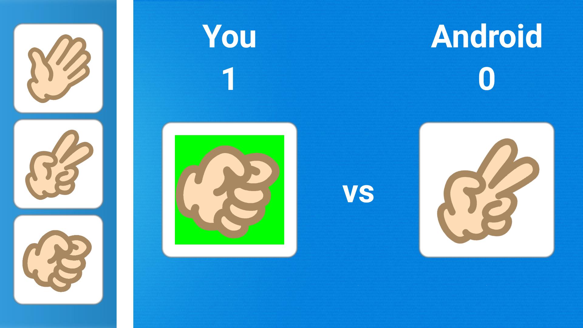 Piedra papel o tijera Online: Amazon.es: Appstore para Android