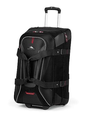 Amazon.com: High Sierra AT7 Rolling Upright Duffel Bag: Sports ...