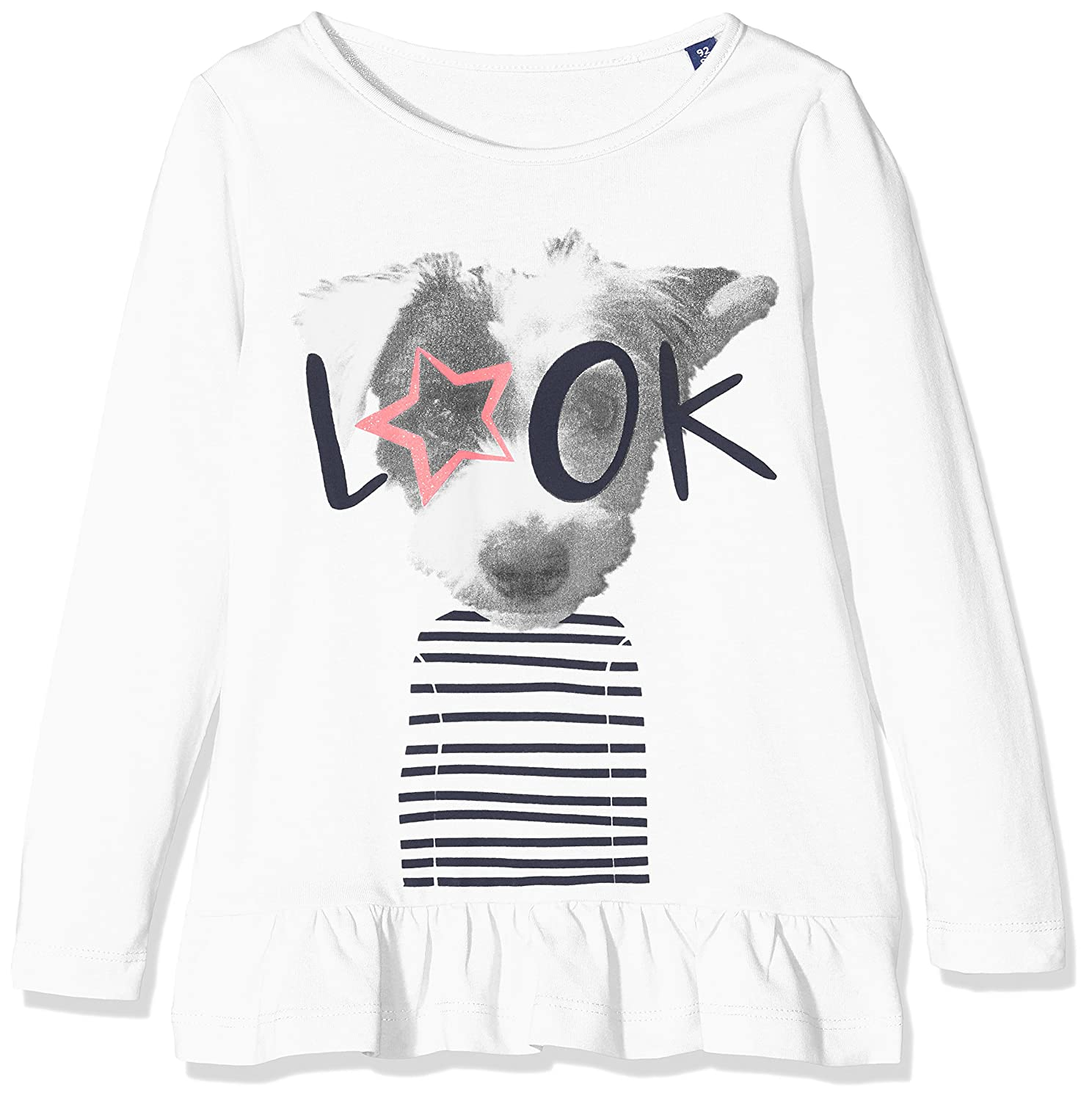 TOM TAILOR Mädchen Langarmshirt Cute Longsleeve with Print TOM TAILOR Kids