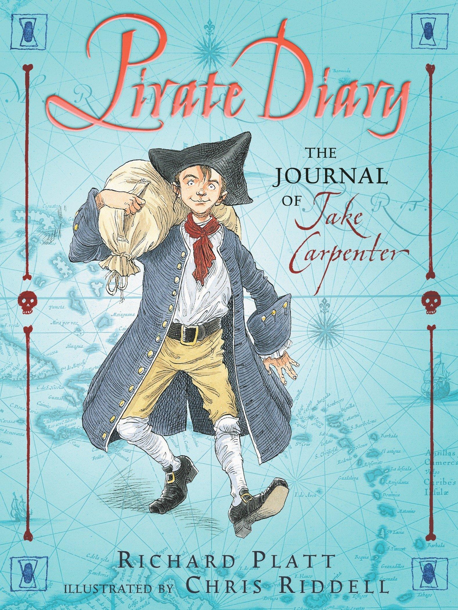 Pirate Diary: The Journal of Jake Carpenter (Historical Diaries) PDF