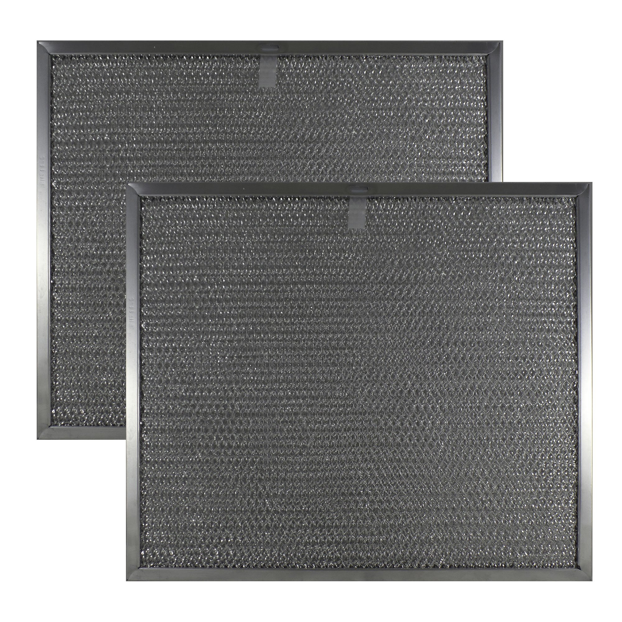 2 Pkg Air Filter Factory Compatible Replacement For Broan BPS1FA30, QS1 & WS1 30'' Range Hood Grease Filters